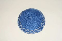 Kippah Hand Crochet Assorted designs