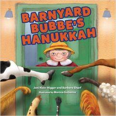 Barnyard Bubbe's Hanukkah-Board Book