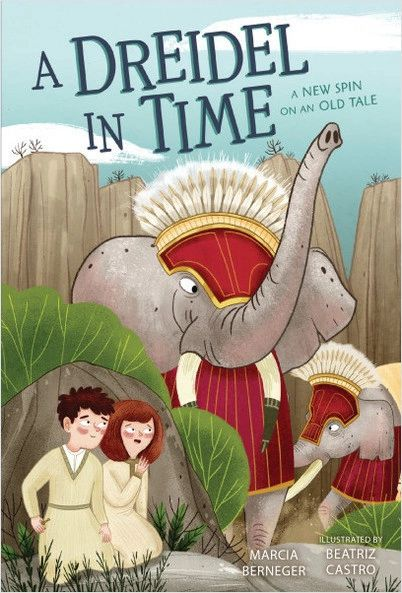 A Dreidel in Time - A New Spin on an Old Tale PB