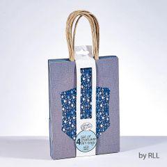 Set of 4 Chanukah Kraft Gift Bags