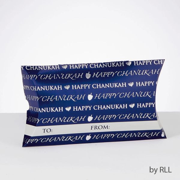 Set of 3 Chanukah Gift Card Holders