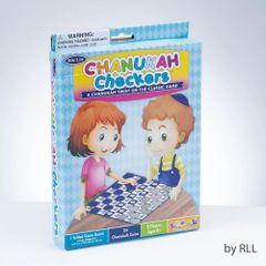 Chanukah Checkers Game