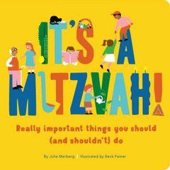 It's a Mitzvah! by Merberg, Julie