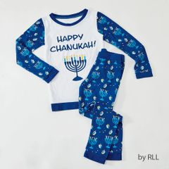 Chanukah Pajamas For Kids - Assorted Sizes