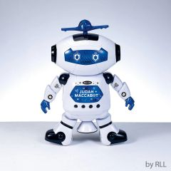 """Judah Maccabot TM"", The Chanukah Robot That makes You ..."