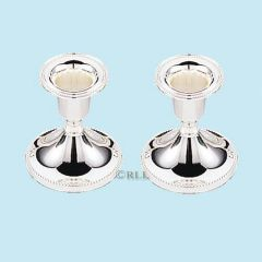 Silverplated Candlestick Set