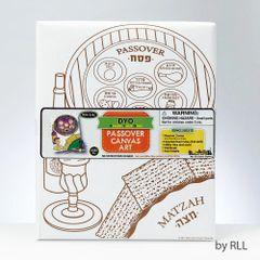 Passover Canvas Art Kit