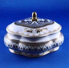Saltwater Dish Porcelain