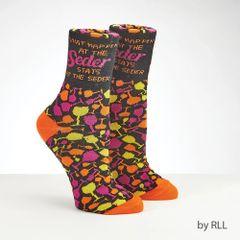 Passover Adult Crew Socks