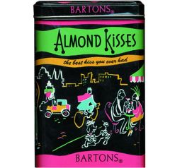 Barton Original Almond Kisses (Tin) 10 oz.