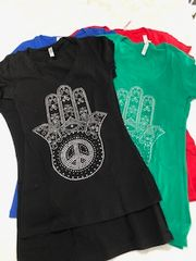 Chamsah T-Shirt - assorted colors & sizes