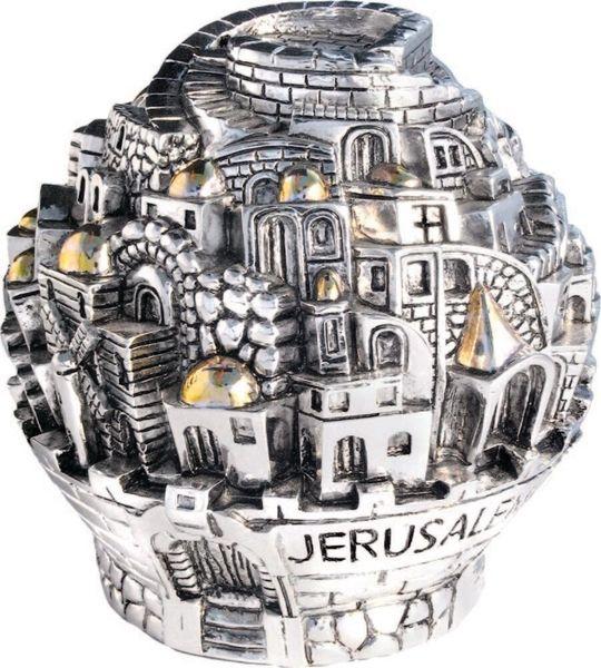 Electroform Jerusalem Tzedaka Ball