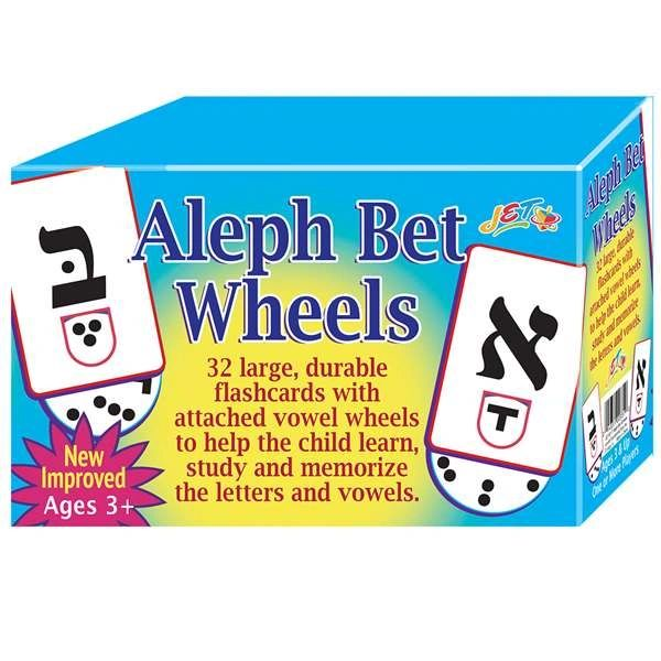 Alef Bet Wheels