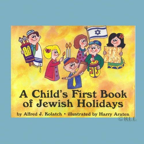 Child's First Book of Jewish Holidays