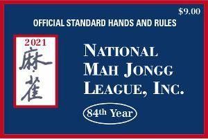 National Mah Jongg Cards 2022 - PRE-ORDER