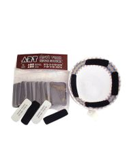Kippah Scotch - Velcro For 1 Kippah / 4 Per Pack
