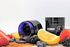 Organic Exfoliating Fruit Scrub (2 oz)