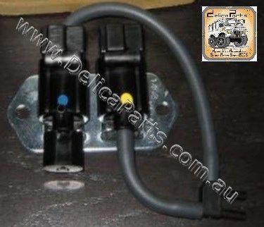 Vacuum Solenoid Valve L-400, 4x4