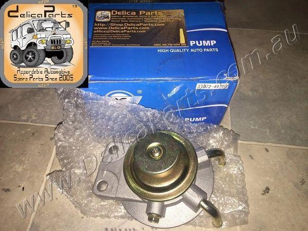 Primer Pump / Lift Pump for Diesel Fuel Filter, suit Diesel Delica with 4D56 engine.