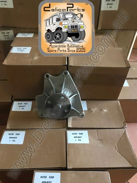 Water Pump for Turbo Diesel Delica with 4M40 engine, 2.8L