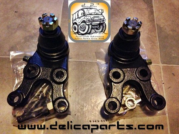 Front Lower Ball Joint SET