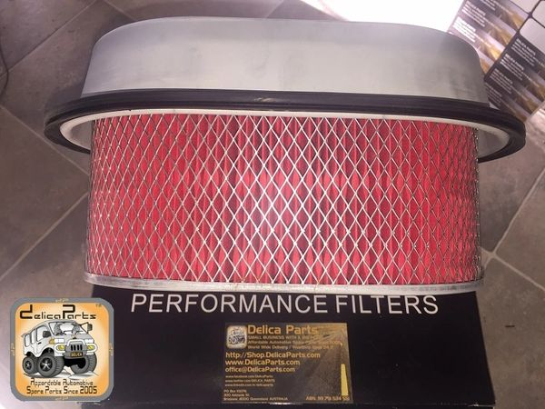 Air Filter for 4M40 Diesel and Turbo Diesel Delica