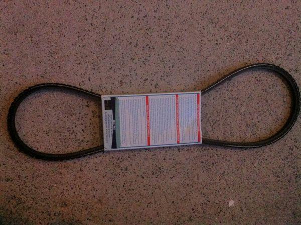"""""""V""""-type Alternator Belt, 4M40"""