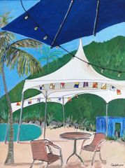 PITCH A TENT AT NANNY CAY