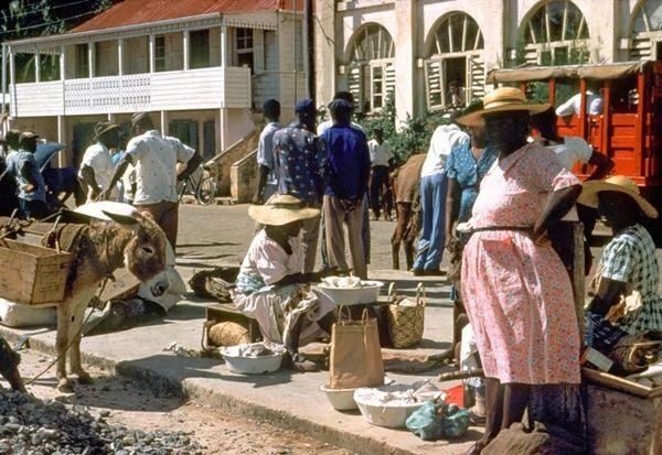 Lady at Saturday Morning Market