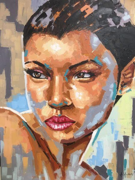 Cuban Portrait #18