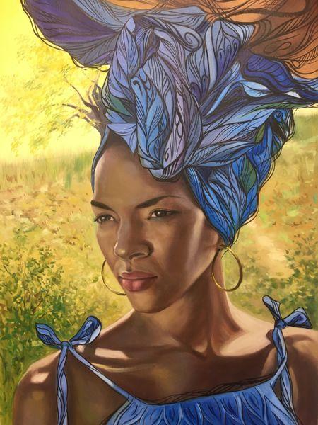 Cuban Lady #20