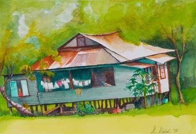 Wonkey House