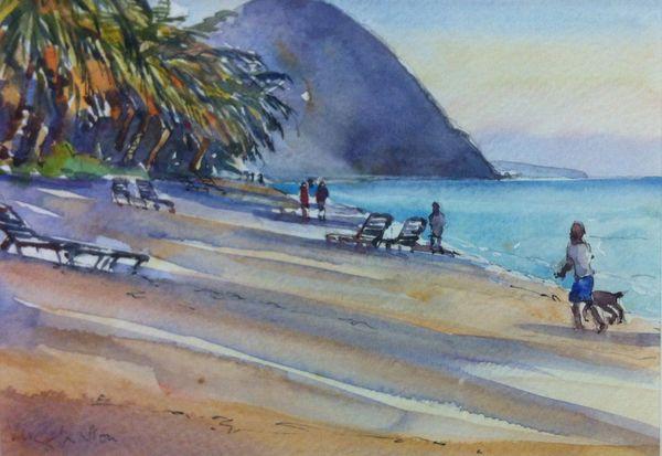LONG BAY BEACH