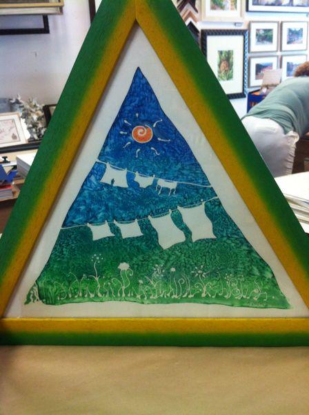 Triangular Laundry