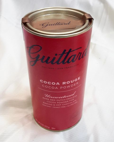 GUITTARD COCOA ROUGE