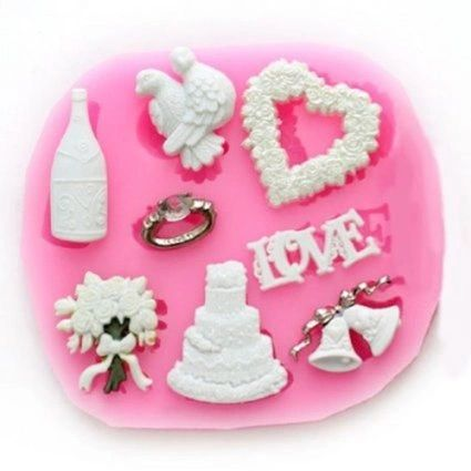 WEDDING ASSORTMENT MOLD