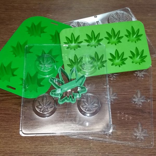 MARIJUANA BAKE SET