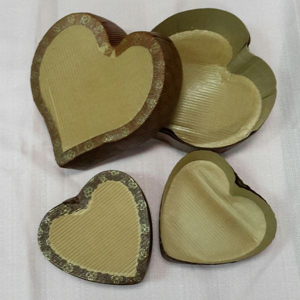 HEART DISPOSABLE PANS