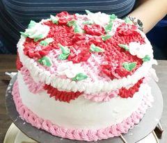 BEGINNER CAKE DECORATING