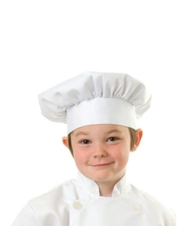CHEF HAT KIDS
