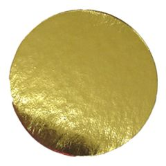 GOLD LAMINATED BOARD 4 INCH