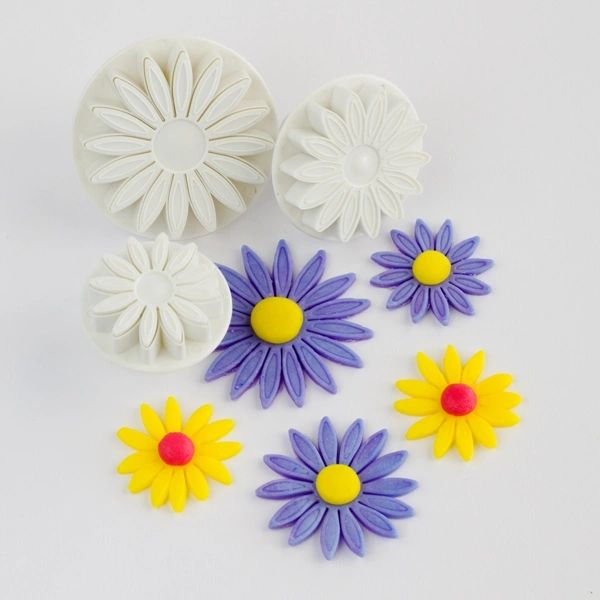 SUNFLOWER PLUNGER CUTTER SET