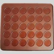 DOUBLE-SIDED SILICONE MACARON MAT