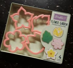 FLOWER GARDEN CUTTER SET