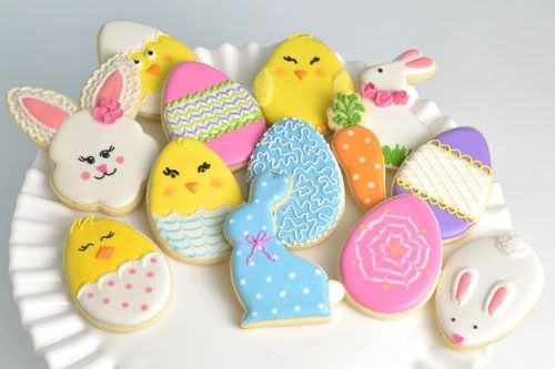 SPRING COOKIES CLASS