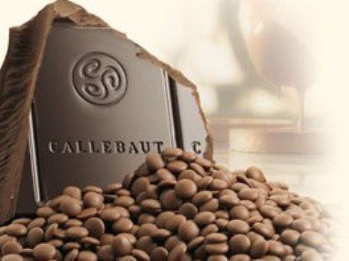 CALLEBAUT COUVERTURE CHOCOLATE