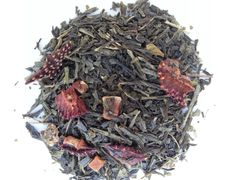 Strawberry Fields Green Tea