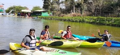 Kingfisher Dandeli Resort activities