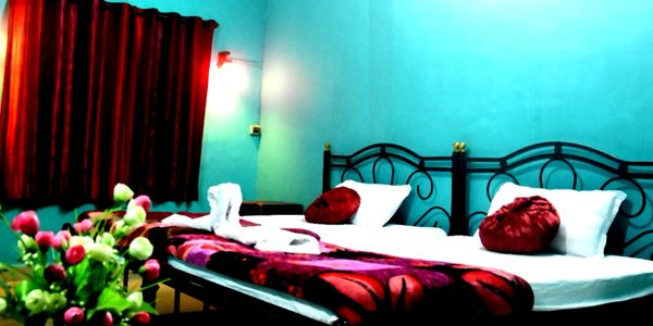 COUPLE ROOM IN DANDELI RESORTS