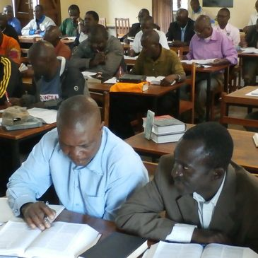 Bible Training in Zambia